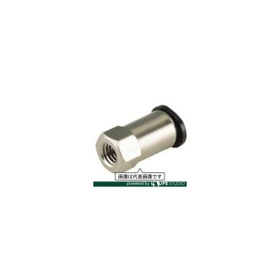 ピスコ チューブフィッティングミニ メスストレート [PCF6-M5M] PCF6M5M 販売単位:1