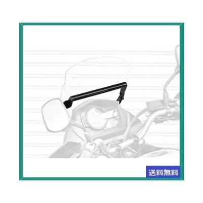 キジマ(Kijima) ハンドルマウントステー ブラック V-STROM650/XT ABS 204-0684