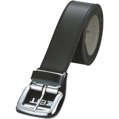 ZETT(ゼット) 野球 ベルト (つや消し) 野球用品 BX93 ブラック