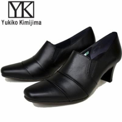 新作 Yukiko Kimijima ユキコ キミジマ スリッポン パンプス 本革 レザー 8410 送料無料 ※(予約)表記は別倉庫からのお取り寄せです。