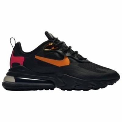 (取寄)ナイキ メンズ シューズ エア マックス 270 リアクト Nike Men's Shoes Air Max 270 ReactBlack Magma Orange University Red 送料