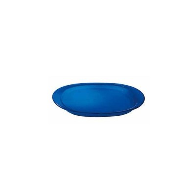 guzzini/フラテッリグッチーニ  オーバルトレイ/2289.0068 ブルー