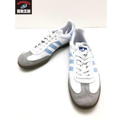 adidas SAMBA スニーカー ライトブルー EG9327 28.0cm