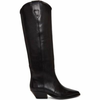 イザベル マラン Isabel Marant レディース ブーツ シューズ・靴 SSENSE Exclusive Black Denvee Boots Black