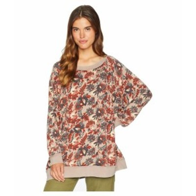 Free People フリーピープル 服 一般 Go On Get Floral Top