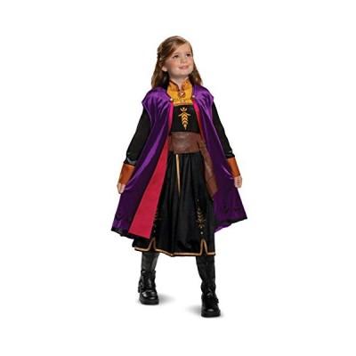 【並行輸入品】Disguise Disney Anna Frozen 2 Deluxe Girls' Halloween Costume
