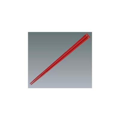 【まとめ買い10個セット品】 ハイロン 箸 H32 22.5cm 朱