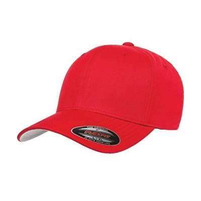 Flexfit Premium Original Fitted Hat Small/Medium Red