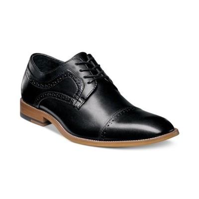 ステイシーアダムス ドレスシューズ シューズ メンズ Men's Dickinson Cap Toe Oxfords Black