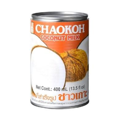 チャオコー ココナッツミルク (400ml) ハラル認証(ハラール)