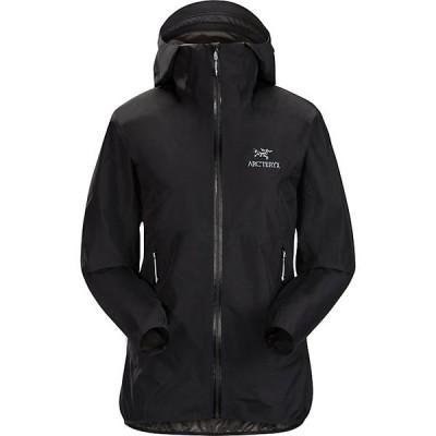 アークテリクス ジャケット・ブルゾン レディース アウター Arcteryx Women's Zeta FL Jacket Black