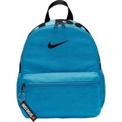 ナイキ メンズ バックパック・リュックサック バッグ Nike Kid's Brasilia JDI Mini Backpack Laser Blue/Laser Blue/Blk
