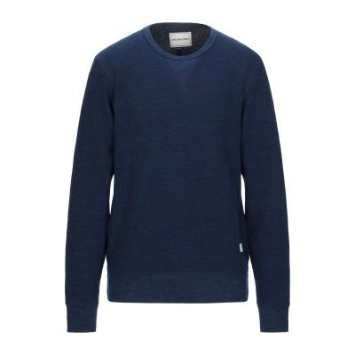 ペペ ジーンズ PEPE JEANS スウェットシャツ ブルー L コットン 91% / ポリエステル 9% スウェットシャツ