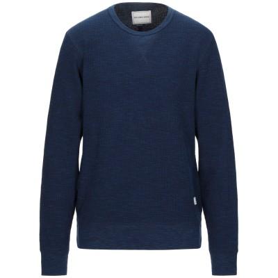 ペペ ジーンズ PEPE JEANS スウェットシャツ ブルー M コットン 91% / ポリエステル 9% スウェットシャツ