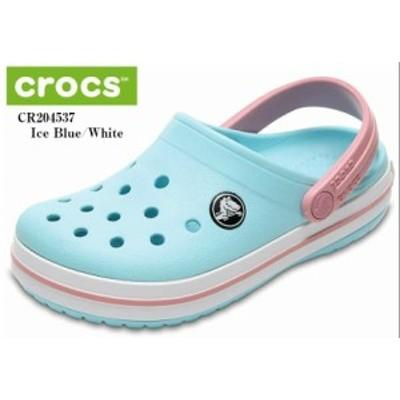クロックバンド Crocband 204537(I)(クロックス) crocs  キッズ サンダル クロックバッドのキッズスタイルがホールサイズで再登場 定番モ