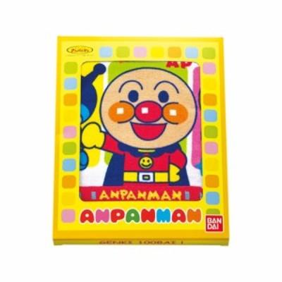 それいけアンパンマン アンパンマン フェイスタオル AP-23101