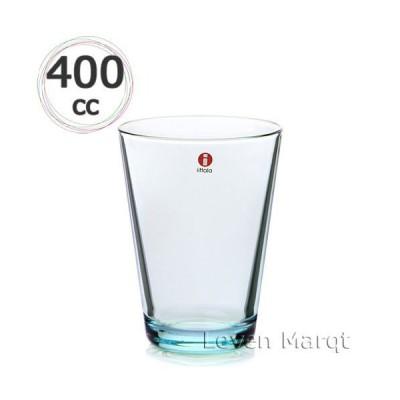 イッタラ iittala カルティオ ハイボール 400cc ウォーターグリーン 1個 KARTIO/グラス/コップ