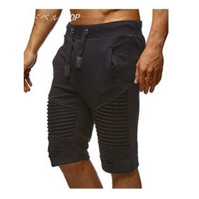 全5色 ショートパンツ ハーフパンツ メンズ スウェットパンツ 五分丈 カジュアル 短パン 男性用 ランニングパンツ スポーツ 運動着