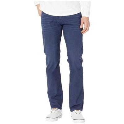 ユーエスポロアッスン U.S. POLO ASSN. メンズ ジーンズ・デニム スキニー・スリム ボトムス・パンツ Slim Straight Five-Pocket Jeans in Club Navy Club Navy