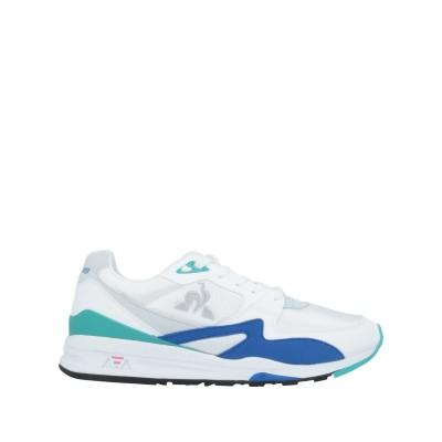 ルコックスポルティフ LE COQ SPORTIF スニーカー&テニスシューズ(ローカット) ホワイト 40 紡績繊維 スニーカー&テニスシューズ(