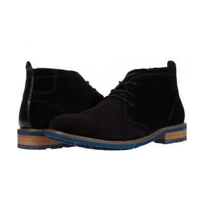 English Laundry イングリッシュランドリー メンズ 男性用 シューズ 靴 ブーツ チャッカブーツ Monty - Black