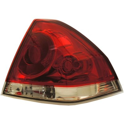 Genuine GM Parts 25971598 Passenger Side Taillight Assembly