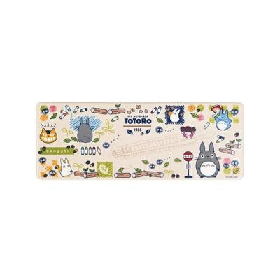 トトロ お絵かき キッチンマット 45×120cm ジブリ PVCマット