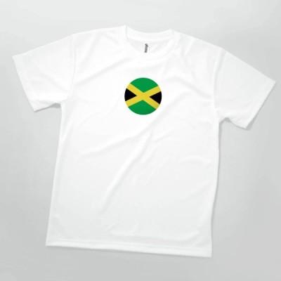 Tシャツ ジャマイカ国旗