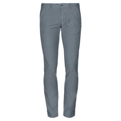 メイソンズ MASON'S パンツ ブルーグレー 48 コットン 96% / ポリウレタン 4% パンツ
