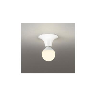 OL218036LR LED小型シーリングライト R15高演色 クラス2 白熱灯器具60W相当 電球色 非調光 要電気工事 オーデリック 照明器具 壁付け ブラケット レセップ