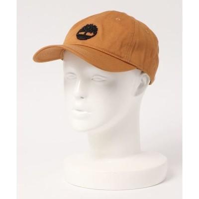 帽子 キャップ 【Timberland/ティンバーランド】6PANEL CAP W/CONTRAST 3-D EMBROIDERY (UN)