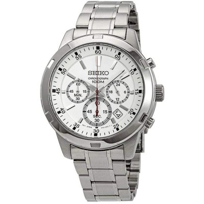 腕時計   Seiko Neo Sport SKS601P1 Men White Watch 輸入品
