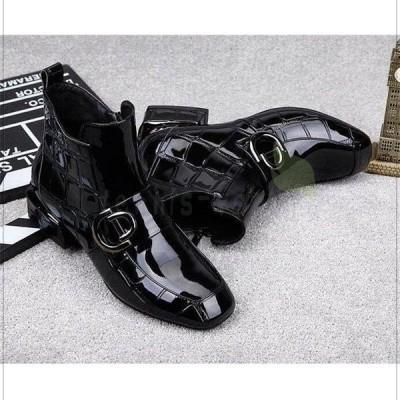 レディース シューズ ショートブーツ  レディースブーツ シンプル ラウンドトゥ スエード 痛くない 歩きやすい 美脚