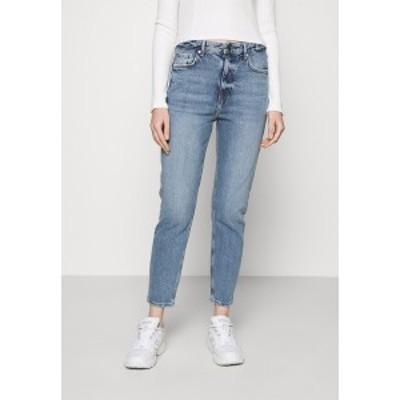 リバーアイランド レディース デニムパンツ ボトムス EDITION SLIM BROOKE  - Straight leg jeans - mid auth mid auth