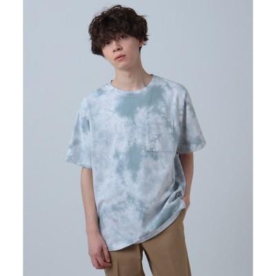 tシャツ Tシャツ タイダイプリントTシャツ