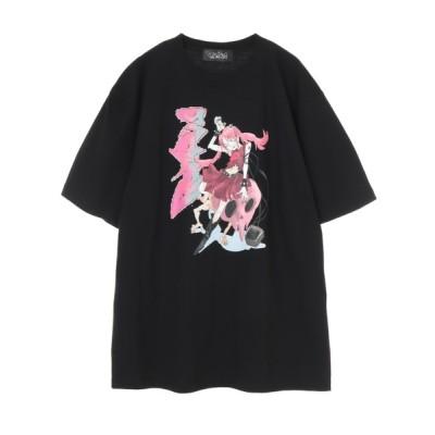 tシャツ Tシャツ 【ROMPUS×JUN INAGAWA】ROMPUSちゃんは半袖で今日も行く