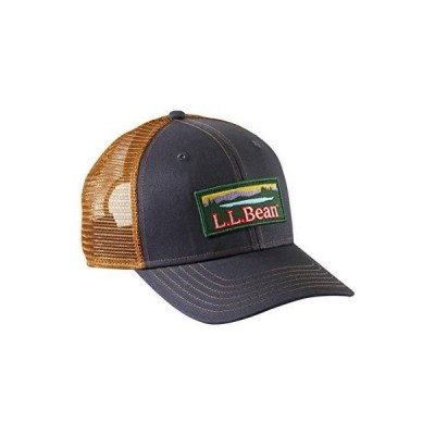 L.L.Bean(エルエルビーン) メンズ エル・エル・ビーン・カタディン・トラッカー・ハット (Free size Gunmetal Gr
