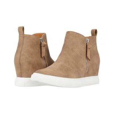 Report レポート レディース 女性用 シューズ 靴 スニーカー 運動靴 Kismet - Taupe
