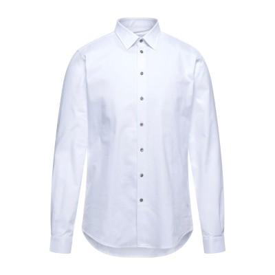 ハマキホ HAMAKI-HO シャツ ホワイト M コットン 100% シャツ