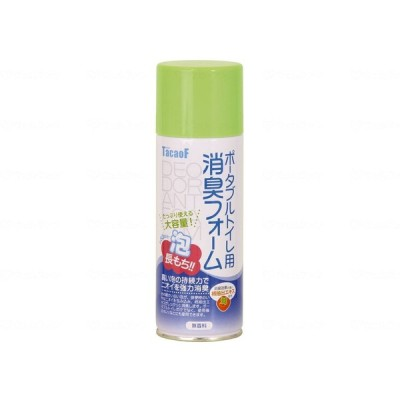 幸和製作所ポータブルトイレ用消臭フォーム(420ml)