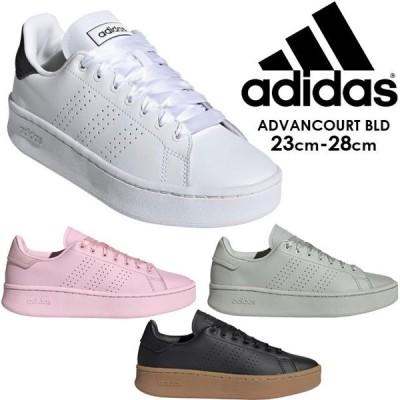 アディダス adidas アドバンコート BLD スニーカー メンズ レディース EF1034 EF1035 EF1036 EF1037 ローカット ホワイト ピンク グレー ブラック 靴