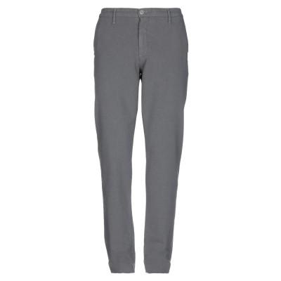 LIU •JO MAN パンツ グレー 56 コットン 97% / ポリウレタン 3% パンツ