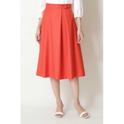 ◆ジュエルスラブスカート (オレンジ(150))