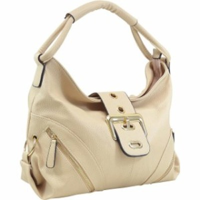 Dasein  ファッション バッグ Dasein Classic Hobo with Zippered Pockets 5 Colors