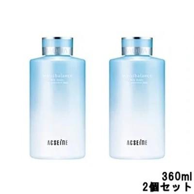 アクセーヌ モイストバランスローション 360ml 2個セット [ ACSEINE / 化粧水 / スキンケア / 潤い / うるおい ]