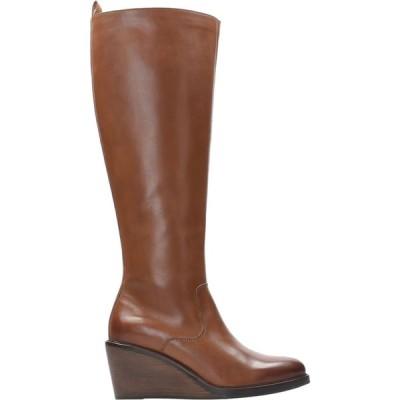 クラークス レディース ブーツ・レインブーツ シューズ Clarkdale 2 Hi Wedge Heel Knee High Boot