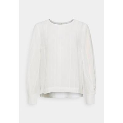 インウェア レディース カットソー トップス JESARAIW - Blouse - whisper white whisper white