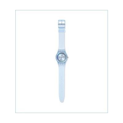 Swatch Quartz Watch with Plastic Strap GL122並行輸入品