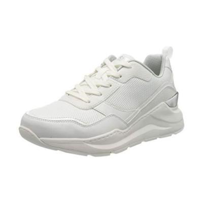 Skechers Women's Street ROVINA-Clean Sheen Sneaker White 並行輸入品