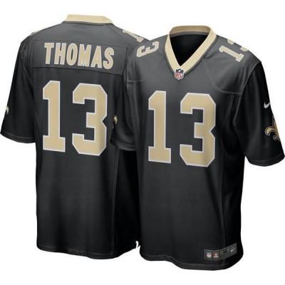 ナイキ メンズ シャツ トップス Nike Men's Home Game Jersey New Orleans Saints Michael Thomas #13